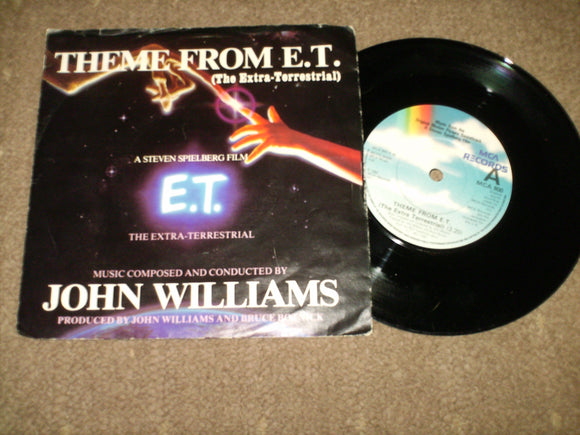 John Williams - Theme From ET [The Extra Terrestrial]