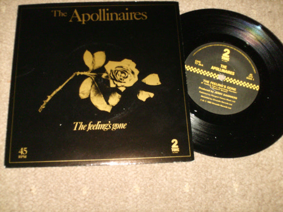 The Apollinaires - The Feelings Gone