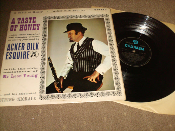 Acker Bilk - A Taste Of Honey