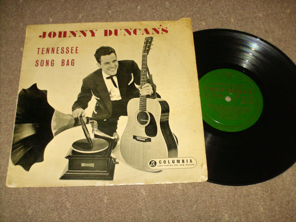 Johnny Duncan And The Blue Grass Boys - Tennessee Song Bag