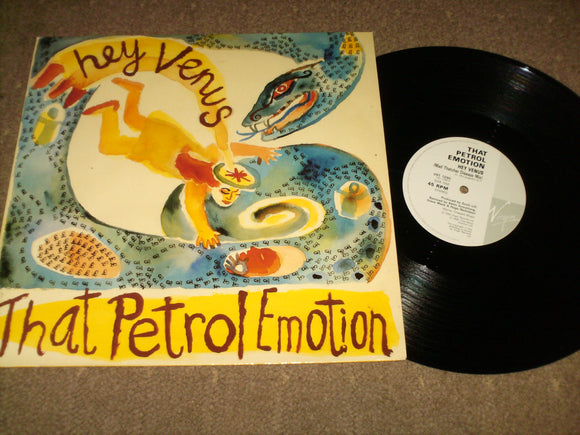 That Petrol Emotion - Hey Venus Mad Thatcher Disease Mix]