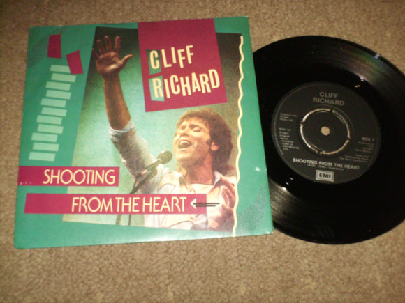 Cliff Richard - Shooting From The Heart