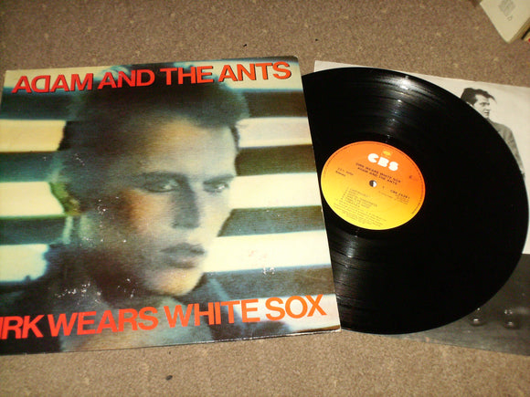 Adam And The Ants - Dirk Wears White Sox