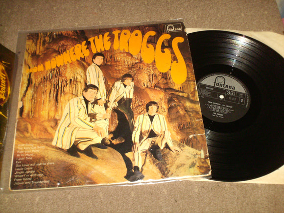The Troggs - From Nowhere The Troggs