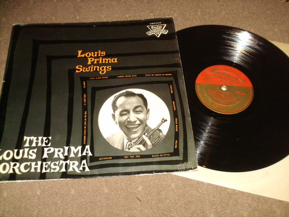 Louis Prima - Louis Prima Swings