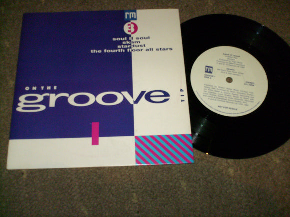 Various - On The Groove 3