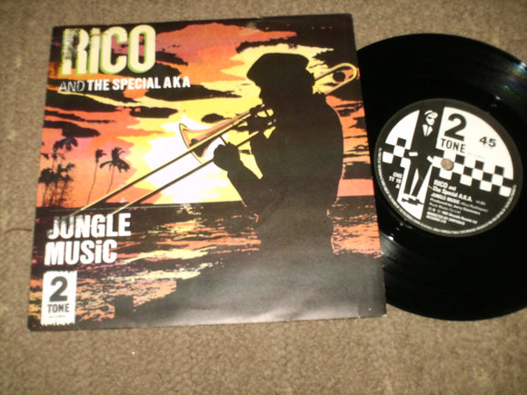 Rico And The Special AKA - Jungle Music
