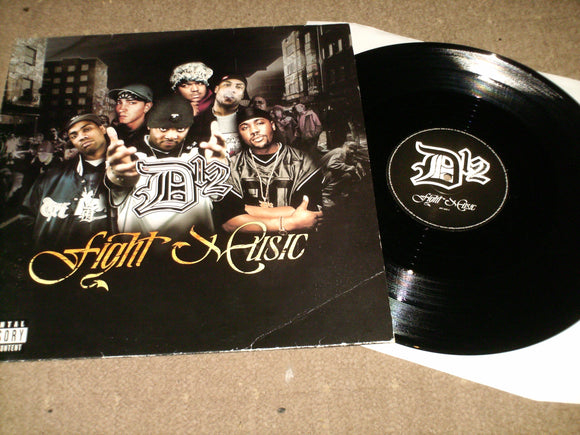 D12 - Fight Music