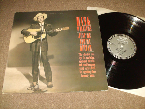 Hank Williams - Just Me And My Guitar