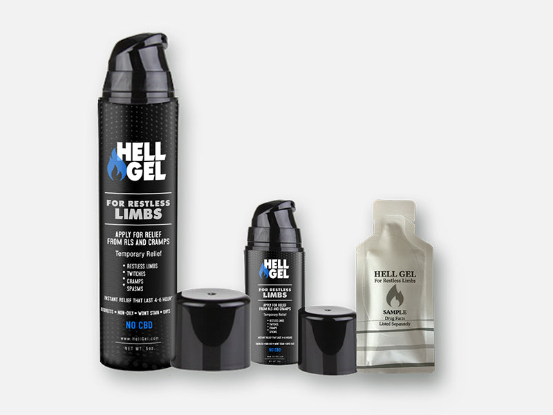 FREE Hell Gel Sample + FREE Shipping & Handling (limit 1 sample per household)