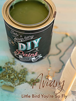 Aviary | DIY Paint