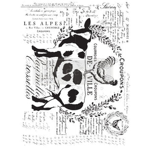 Decor Transfers | Farm Delights | ReDesign with Prima