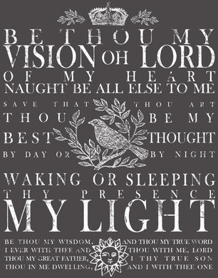 Be Thou My Vision | IOD DECOR TRANSFER™