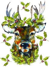 SOLD OUT! NEW HOLIDAY! Woodland Christmas | IOD Transfer