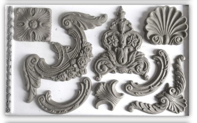 Classic Elements | IOD DECOR MOULDS™