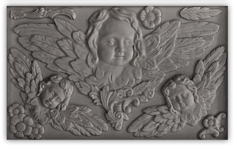 Classical Cherubs LIMITED | IOD DECOR MOULDS™