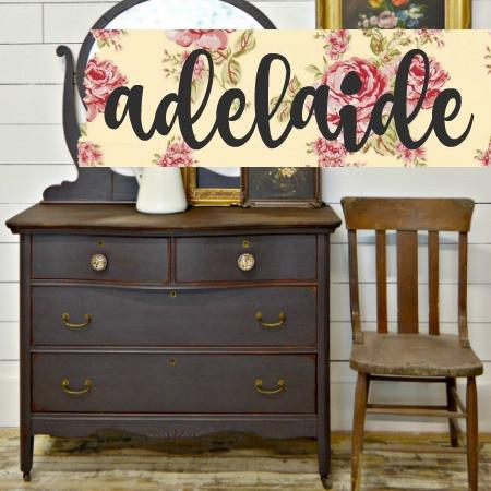 Adelaide | Sweet Pickins Milk Paint