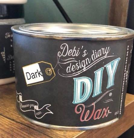 WAX Dark  | DIY Finish