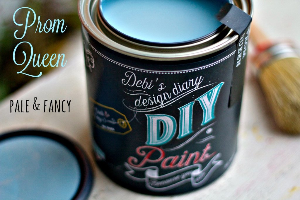 Prom Queen | DIY Paint