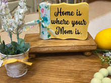 Load image into Gallery viewer, LADIES NIGHT!  Mother's Day/Springtime Single Tier Tray with Mini Decor Sampler Set Class