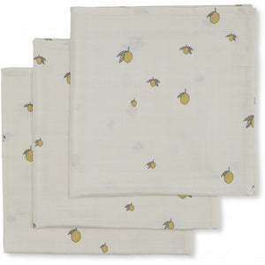 3-pack Muslin Cloth