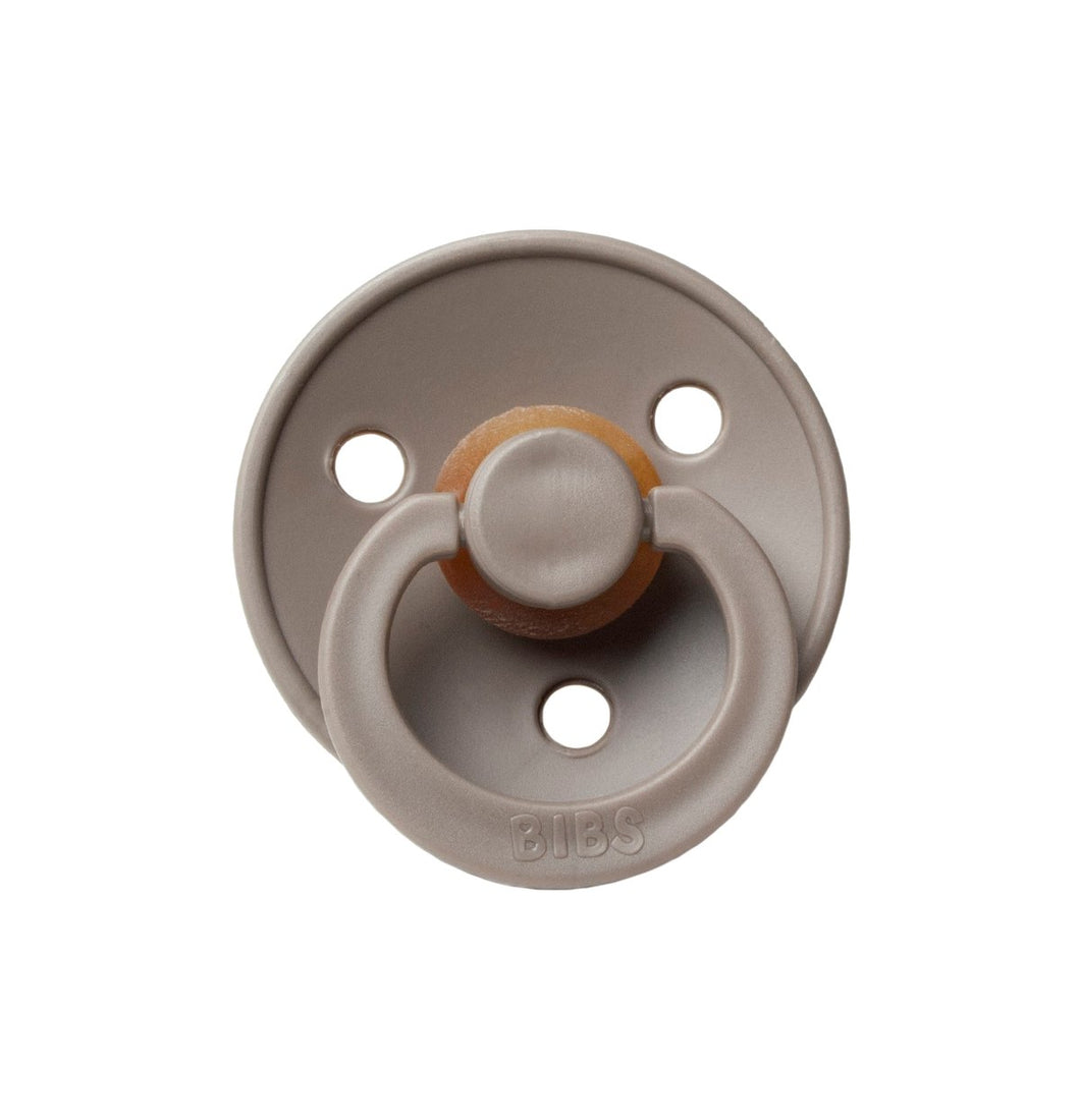 Bibs Pacifier Dark Oak