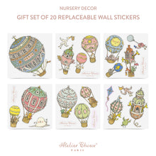 Load image into Gallery viewer, Replaceable Wall Stickers (20 Set)