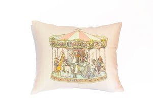 Carousel Pillow