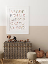 Load image into Gallery viewer, Alphabet Poster