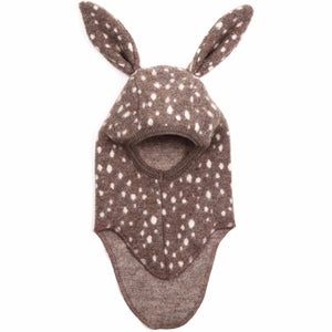 Wool Fleece Bambi Hat