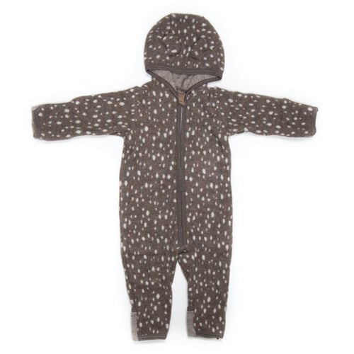 Wool Fleece Bambi Winter Suit