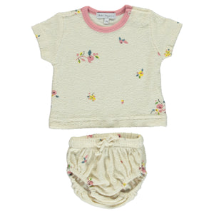 Bea Terry Baby Set