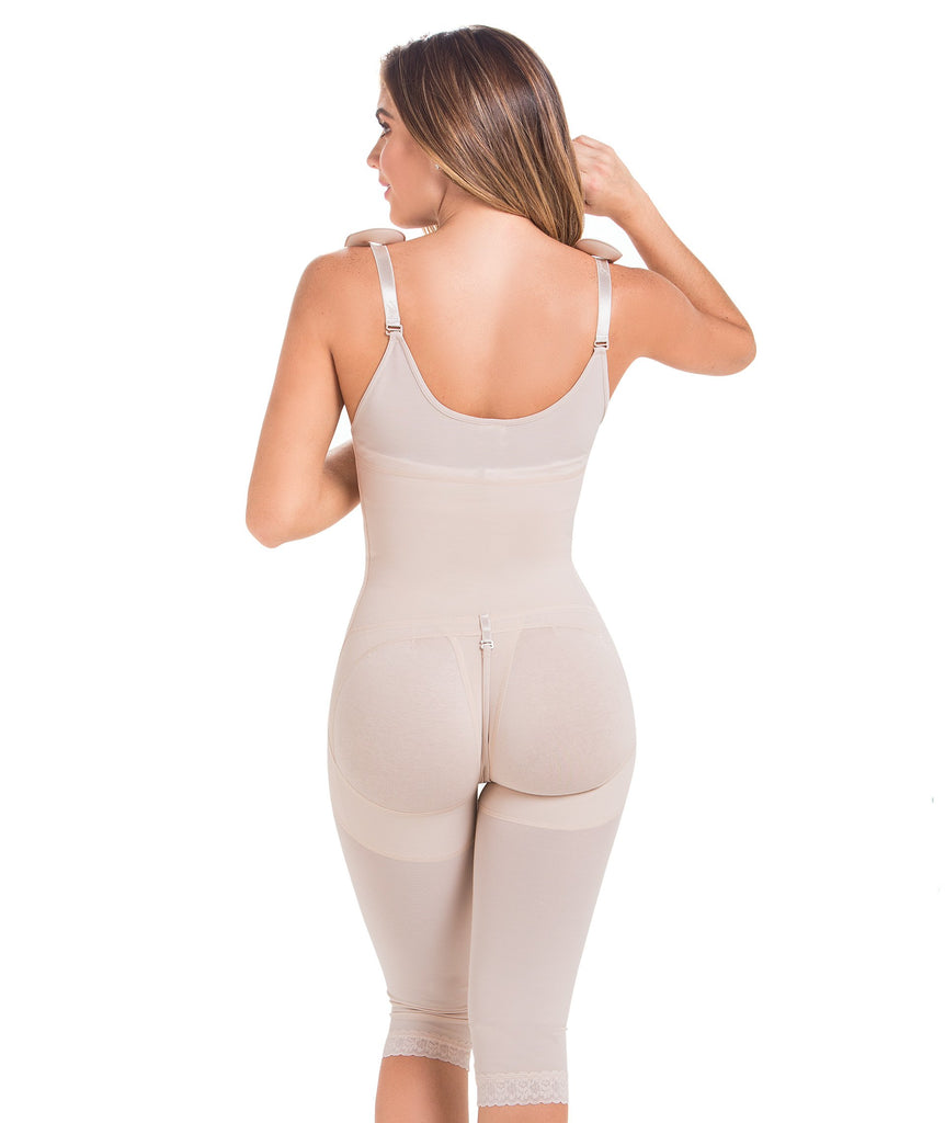 Knee Length Shapewear for Postpartum or Daily Use