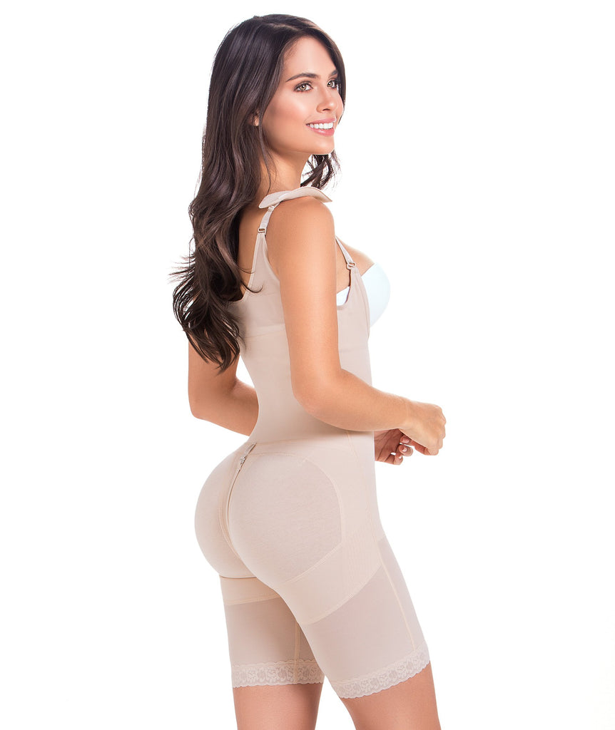 Mid-Thigh Shapewear for Daily Use or Postpartum