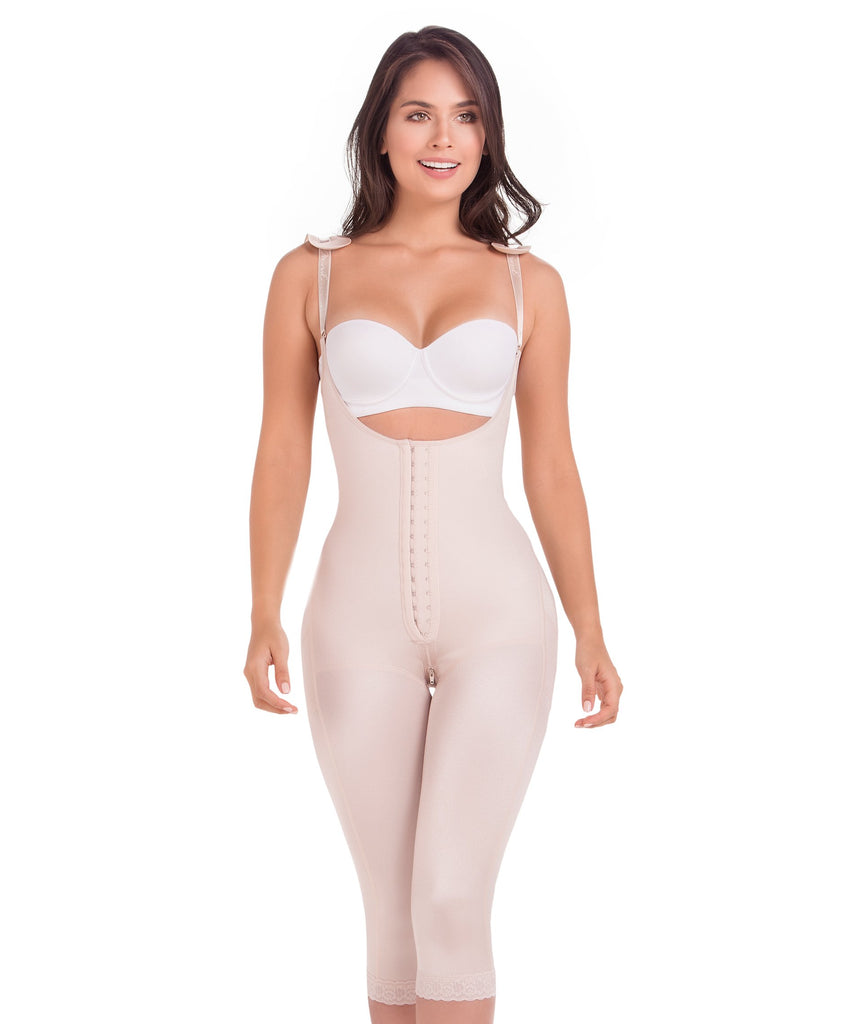 Post Surgery Capri Shapewear