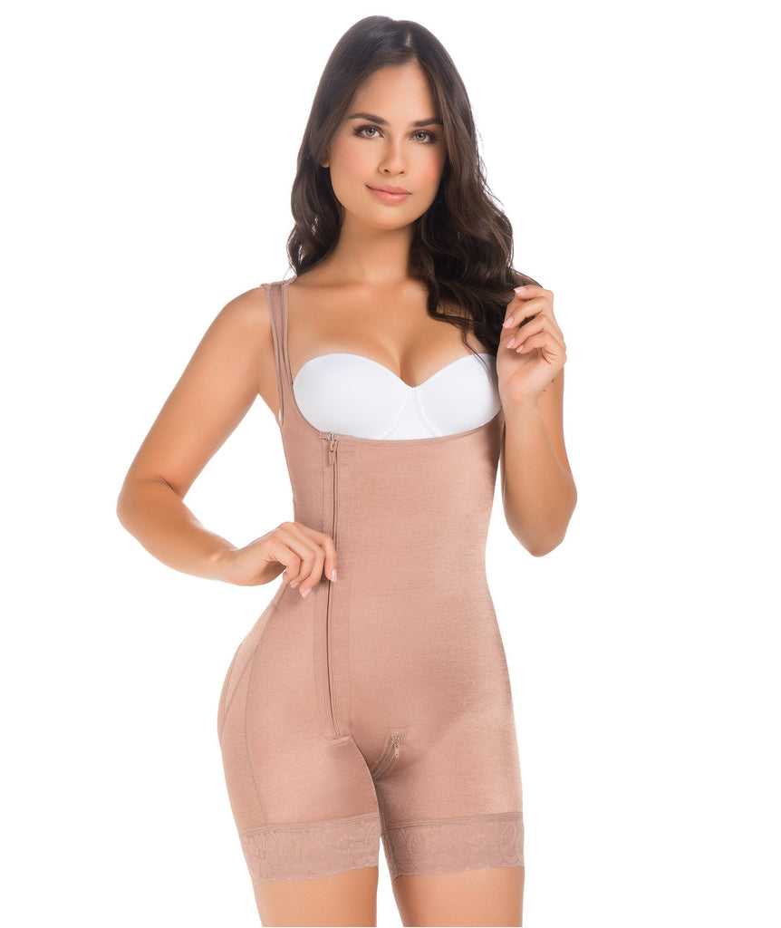 Short Bodysuit Shapewear for Daily Use and Relax