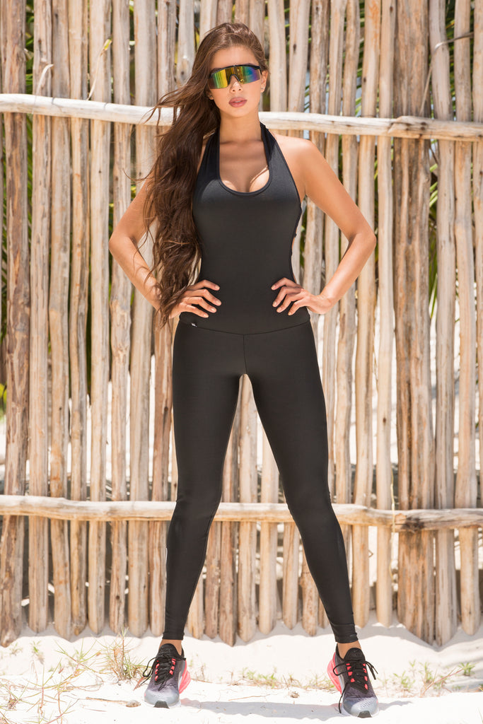 Black Love Jumpsuit