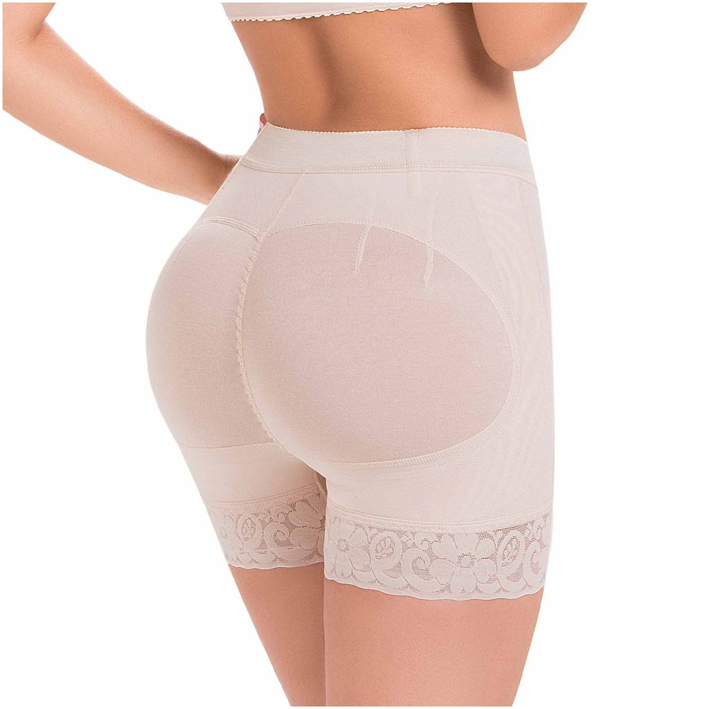 Butt and Hips Enhancing Shapewear Shorts