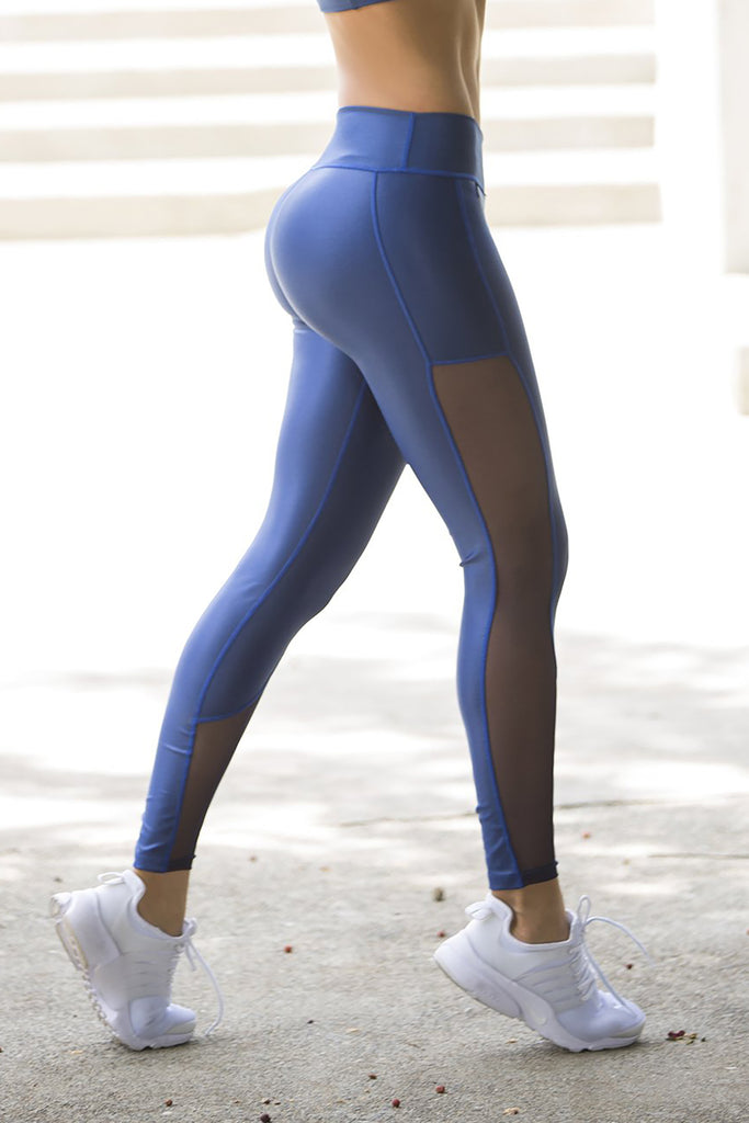 Atlantis Blue Leggins