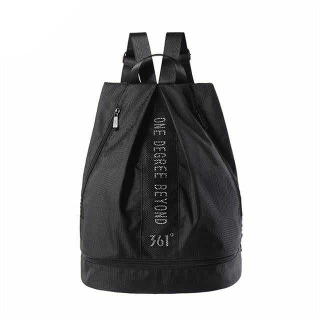 Backpack With Shoe Storage.Sports Waterproof Backpack With Shoe Storage