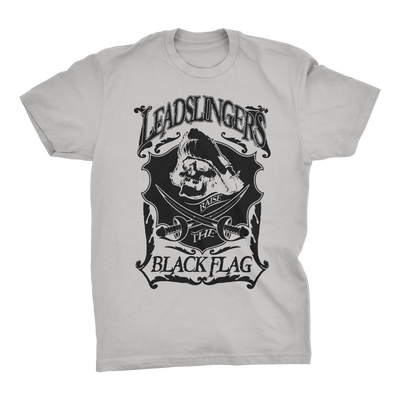 Raise The Black Flag T-shirt