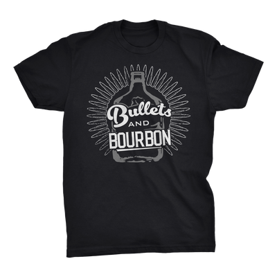 Bullets and Bourbon T-shirt