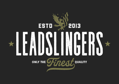 "Leadslingers Brewing Co. ""Only The Finest"""