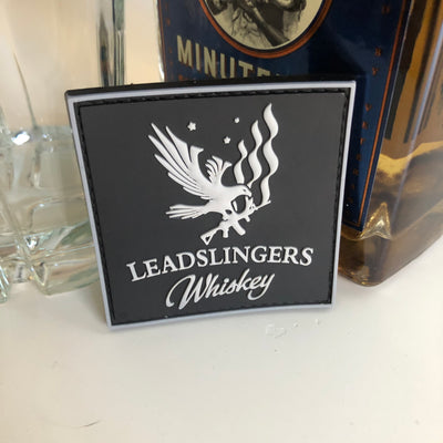 Leadslingers Whiskey Velcro Patch