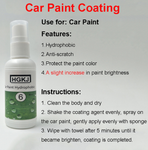 Car paint coating(buy 3 get free shipping)
