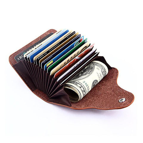 Simple Fashion Organ Card Package / Wallet