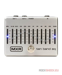 MXR® TEN BAND EQ