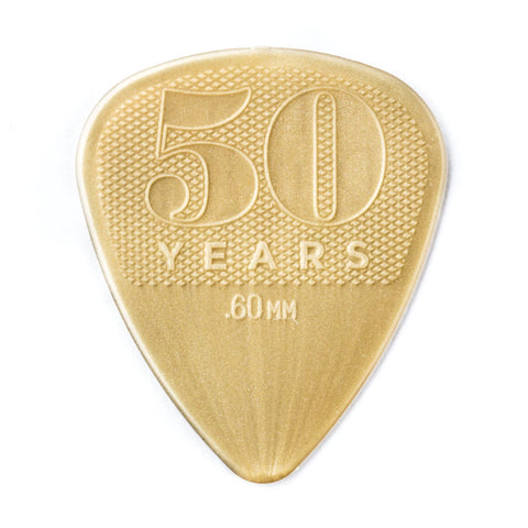 50TH Anniversary Nylon Guitar Pick