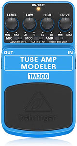 TUBE AMP MODELER TM300