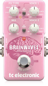 BRAINWAVES PITCH SHIFTER